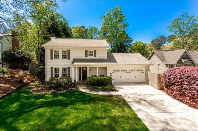 6006 Lanier Heights Circle, Buford, GA 30518 (MLS #6868350) :: North Atlanta Home Team