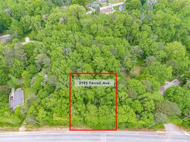 3195 Ferrell Avenue, Scottdale, GA 30079 (MLS #6868360) :: The Cowan Connection Team
