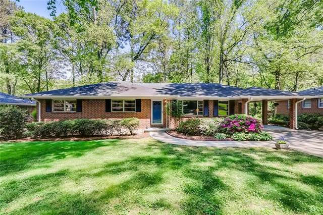 4264 Fontana Court, Tucker, GA 30084 (MLS #6868367) :: North Atlanta Home Team