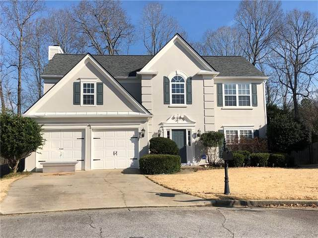2503 Haddenham Lane SW, Smyrna, GA 30082 (MLS #6868393) :: North Atlanta Home Team