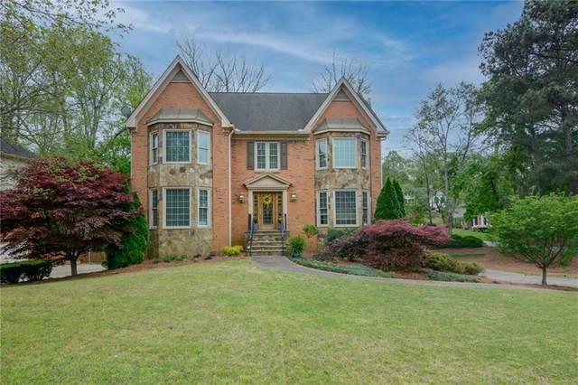 4596 Goose Creek Way, Peachtree Corners, GA 30092 (MLS #6868394) :: North Atlanta Home Team