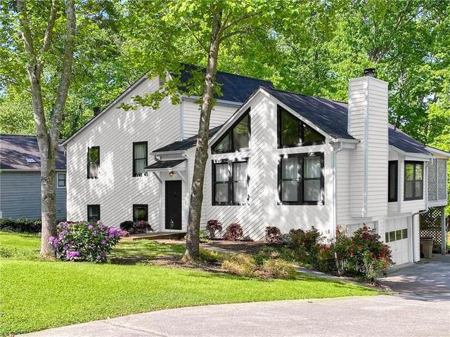 805 Montclaire Place, Woodstock, GA 30189 (MLS #6868398) :: The Heyl Group at Keller Williams