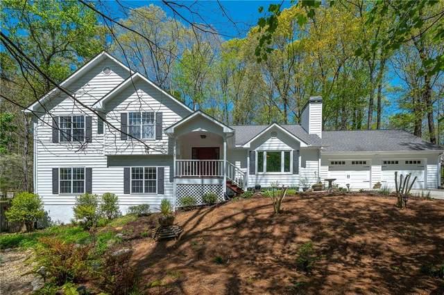 3114 Arrowhead Drive, Gainesville, GA 30506 (MLS #6868415) :: Charlie Ballard Real Estate