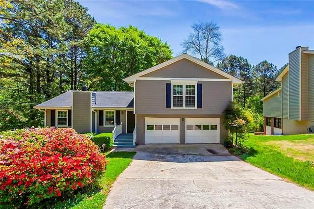 1061 Chartley Drive SW, Lilburn, GA 30047 (MLS #6868427) :: North Atlanta Home Team