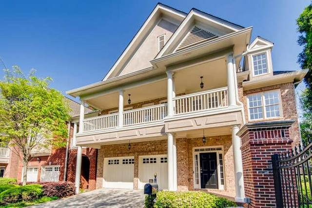 1201 Village Terrace Court L40, Dunwoody, GA 30338 (MLS #6868429) :: North Atlanta Home Team