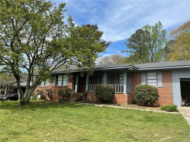 935 King Road, Riverdale, GA 30296 (MLS #6868442) :: North Atlanta Home Team