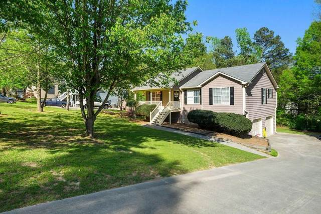 506 Amberwood Way, Euharlee, GA 30145 (MLS #6868451) :: North Atlanta Home Team