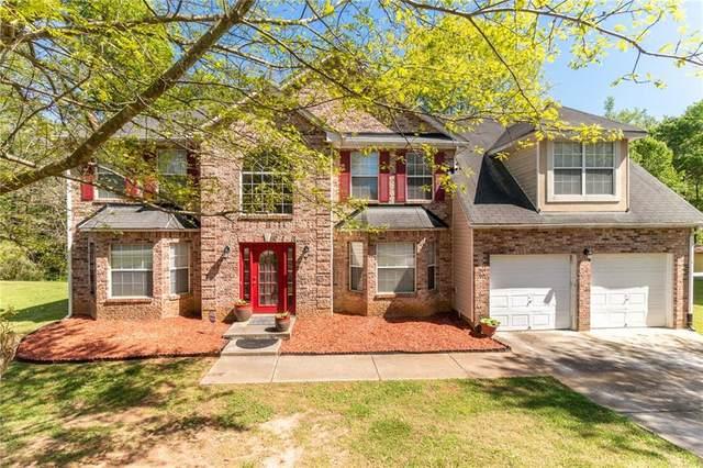 2016 Smithfield Avenue, Ellenwood, GA 30294 (MLS #6868455) :: Path & Post Real Estate