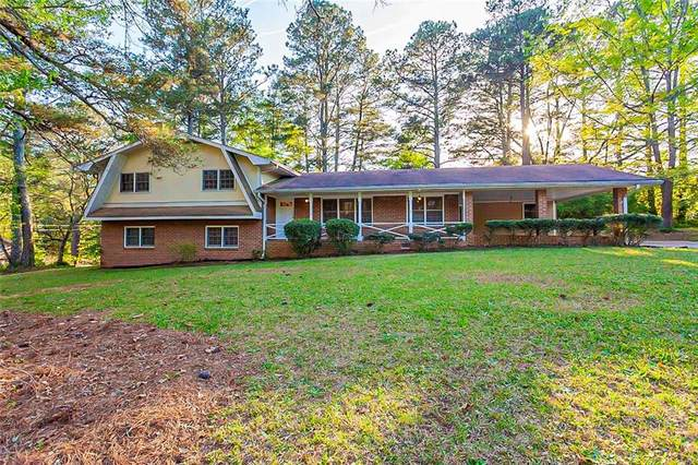 3103 Woodrow Place, Lithonia, GA 30038 (MLS #6868458) :: Path & Post Real Estate