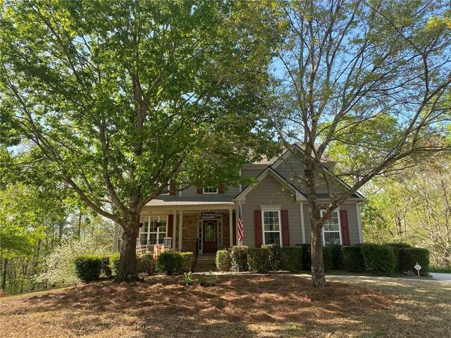 9815 Moss Pointe Path, Villa Rica, GA 30180 (MLS #6868470) :: North Atlanta Home Team