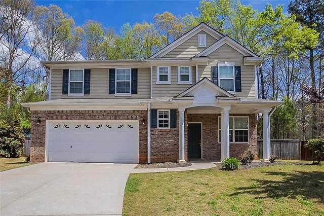 422 Howell Crossing, Canton, GA 30115 (MLS #6868475) :: North Atlanta Home Team