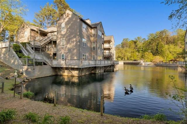 710 Mill Pond Drive SE, Smyrna, GA 30082 (MLS #6868492) :: North Atlanta Home Team