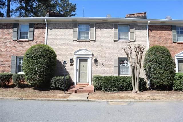 1659 Executive Park Lane NE, Brookhaven, GA 30329 (MLS #6868503) :: North Atlanta Home Team