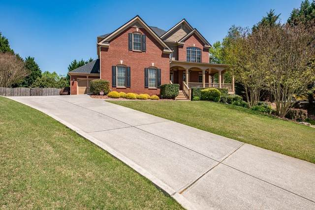1185 Beebe Lane SW, Marietta, GA 30064 (MLS #6868507) :: RE/MAX Center