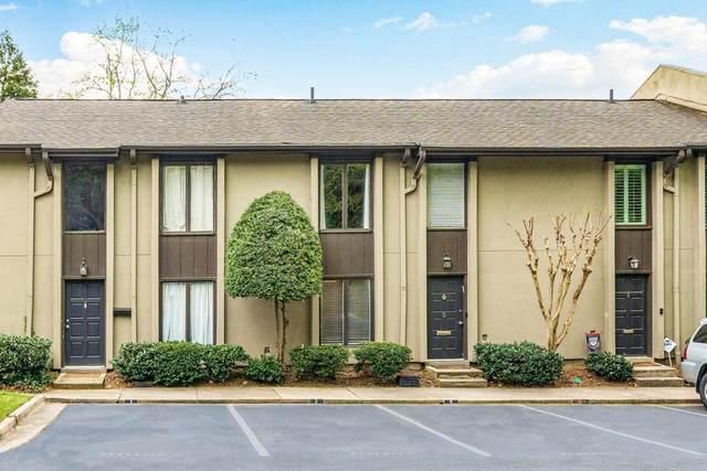 5 Ivy Trail NE, Atlanta, GA 30342 (MLS #6868508) :: The Butler/Swayne Team