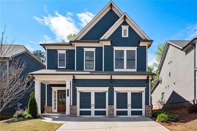 327 Still Pine Bend, Smyrna, GA 30082 (MLS #6868551) :: Kennesaw Life Real Estate
