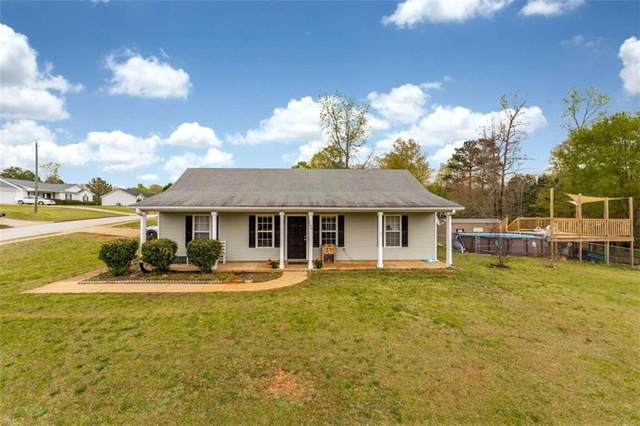 140 Hunters Ridge Drive, Covington, GA 30014 (MLS #6868564) :: Path & Post Real Estate