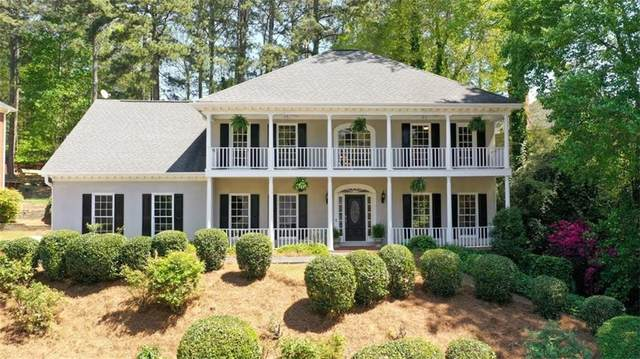 3255 Arborwoods Drive, Alpharetta, GA 30022 (MLS #6868575) :: North Atlanta Home Team