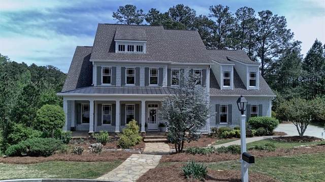 3958 Hazelhurst Lake Drive, Marietta, GA 30066 (MLS #6868587) :: North Atlanta Home Team