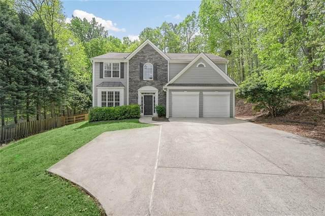 135 Sable Pointe Drive, Milton, GA 30004 (MLS #6868590) :: North Atlanta Home Team
