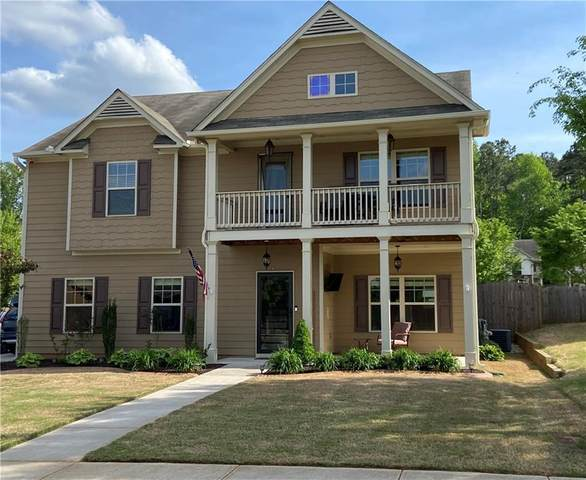 253 Creek View Lane, Acworth, GA 30102 (MLS #6868637) :: North Atlanta Home Team
