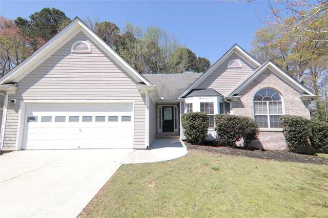 4159 Mcever Park Drive, Acworth, GA 30101 (MLS #6868665) :: North Atlanta Home Team