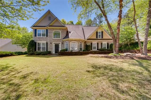 3968 Lake Ruby Lane, Suwanee, GA 30024 (MLS #6868669) :: Lucido Global