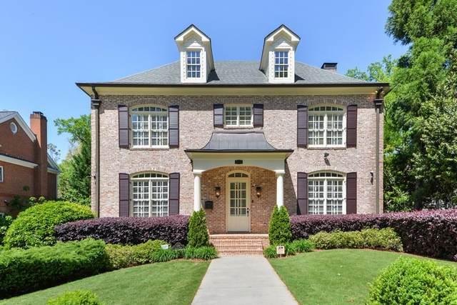144 Beverly Road NE, Atlanta, GA 30309 (MLS #6868674) :: North Atlanta Home Team