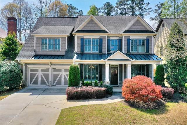 709 Lawton Bridge Road, Smyrna, GA 30082 (MLS #6868691) :: North Atlanta Home Team