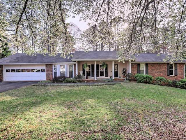 11545 Northgate Way, Roswell, GA 30075 (MLS #6868718) :: The Realty Queen & Team