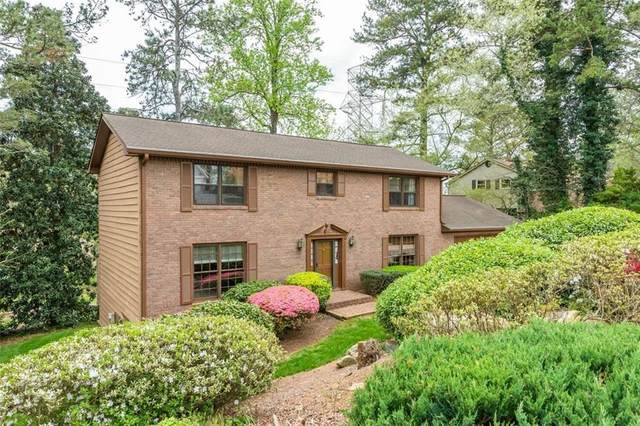 4220 Summit Drive, Marietta, GA 30068 (MLS #6868727) :: Thomas Ramon Realty