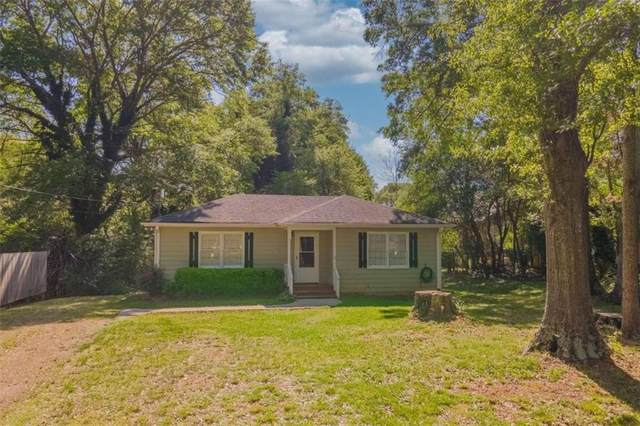 183 Elberta Drive, Jefferson, GA 30549 (MLS #6868736) :: Rock River Realty
