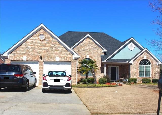 145 Fashion Crossing, Mcdonough, GA 30252 (MLS #6868789) :: Path & Post Real Estate