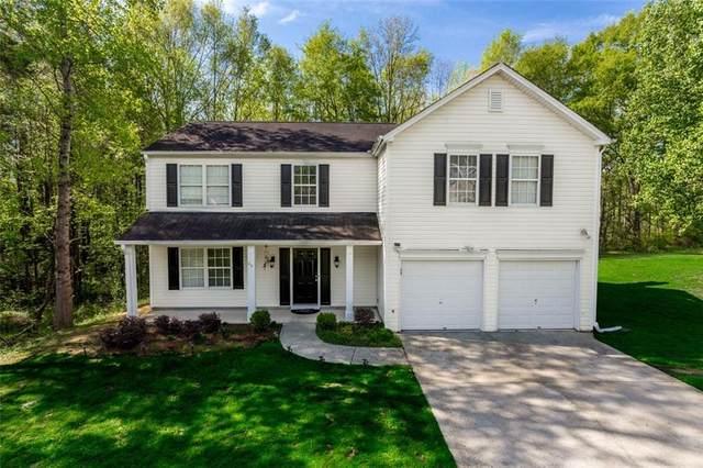 Powder Springs, GA 30127 :: Kennesaw Life Real Estate
