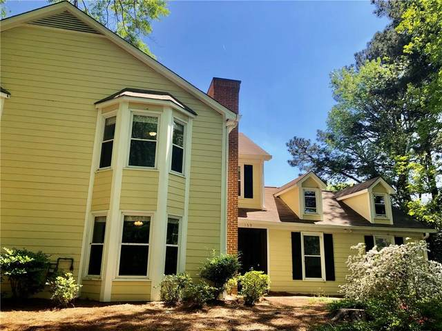 159 Great Oaks Lane #159, Roswell, GA 30075 (MLS #6868817) :: North Atlanta Home Team