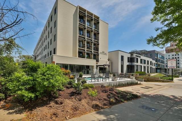 1421 Peachtree Street NE #104, Atlanta, GA 30309 (MLS #6868822) :: AlpharettaZen Expert Home Advisors