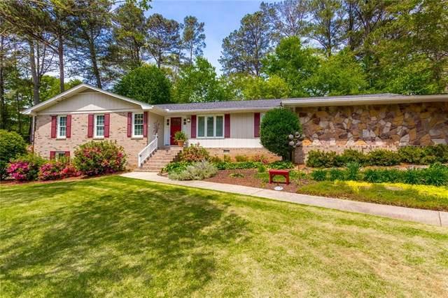 3879 Valley Park Drive SW, Lilburn, GA 30047 (MLS #6868833) :: North Atlanta Home Team