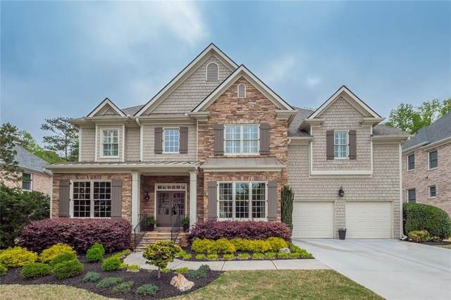 11957 Thornbury View, Alpharetta, GA 30005 (MLS #6868861) :: North Atlanta Home Team
