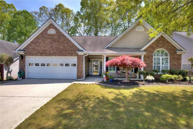 3307 Mcever Park Circle, Acworth, GA 30101 (MLS #6868868) :: The Cowan Connection Team