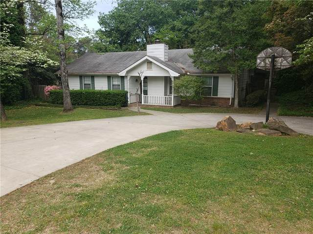 4521 Thompson Mill Road, Buford, GA 30518 (MLS #6868885) :: North Atlanta Home Team