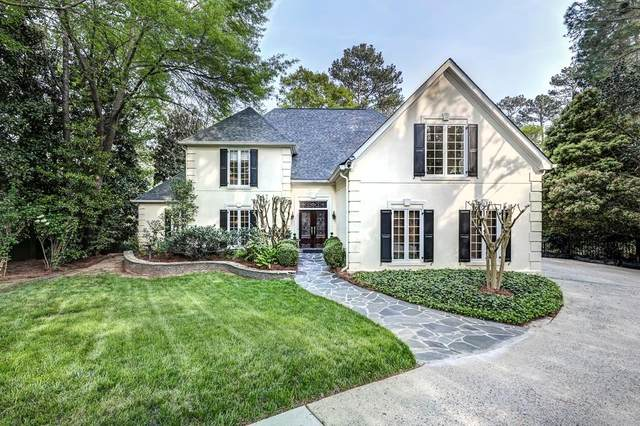 3884 Fairfax Court SE, Atlanta, GA 30339 (MLS #6868889) :: Scott Fine Homes at Keller Williams First Atlanta