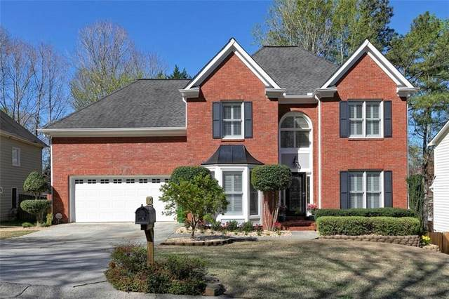 139 Clubhouse Drive NW, Kennesaw, GA 30144 (MLS #6868894) :: Kennesaw Life Real Estate
