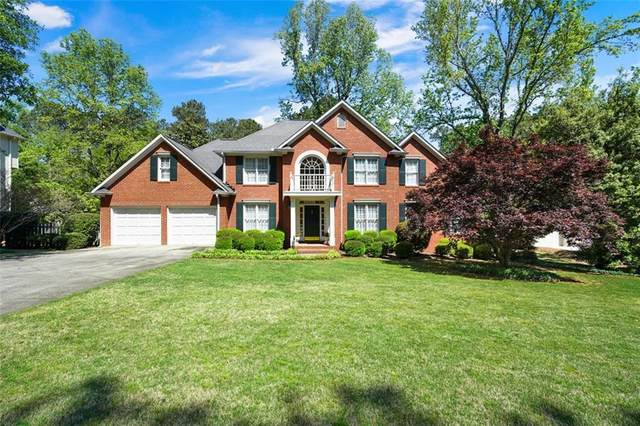 8 Buckingham Court, Cartersville, GA 30120 (MLS #6868899) :: North Atlanta Home Team