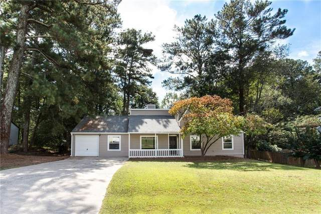 18 Hartley Woods Drive NE, Kennesaw, GA 30144 (MLS #6868904) :: The Gurley Team