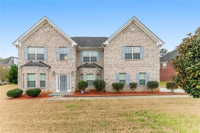 195 Gabion Loop, Ellenwood, GA 30294 (MLS #6868914) :: North Atlanta Home Team