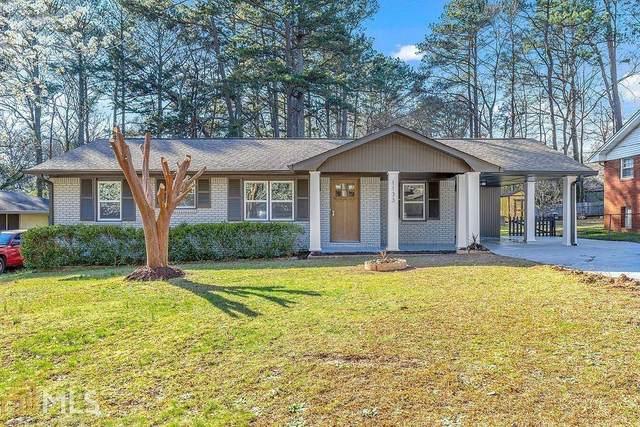 1133 Dove Valley Road, Decatur, GA 30032 (MLS #6868922) :: North Atlanta Home Team
