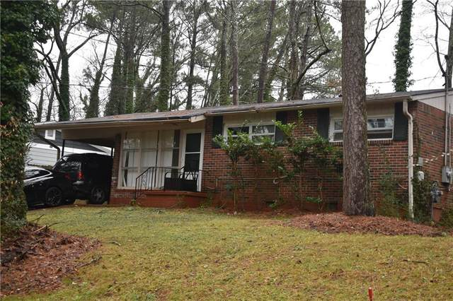 2581 Dale Creek Drive NW, Atlanta, GA 30318 (MLS #6868955) :: The Gurley Team