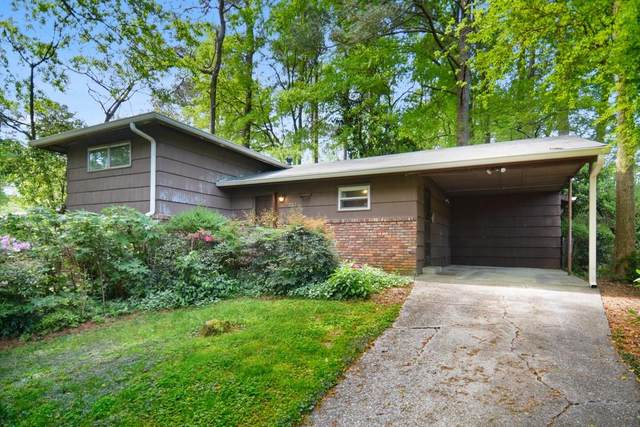 2563 Beverly Hills Drive, Chamblee, GA 30341 (MLS #6868972) :: North Atlanta Home Team