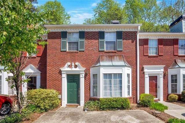 736 Anderson Walk, Marietta, GA 30062 (MLS #6868986) :: North Atlanta Home Team