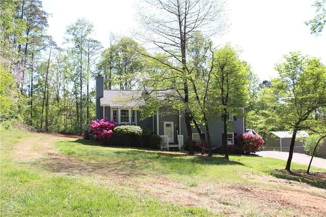 6160 Emerald Springs Way SE, Acworth, GA 30102 (MLS #6869016) :: North Atlanta Home Team